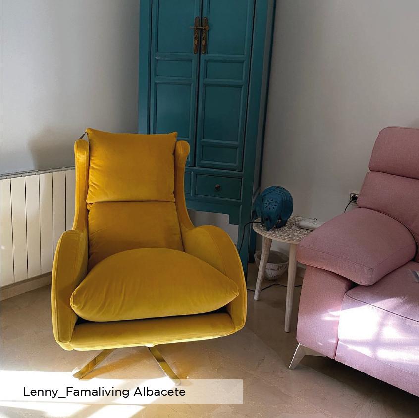 Lenny Famaliving Albacete