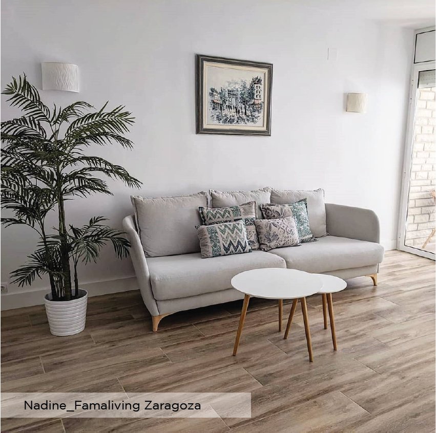 Nadine Famaliving Zaragoza