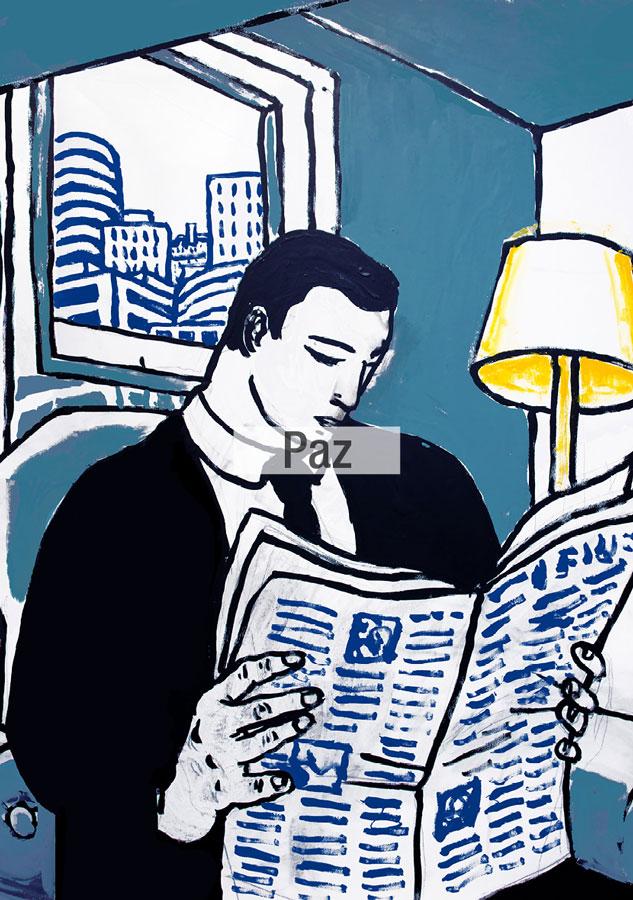 Paz La Movida tela Fama 2021