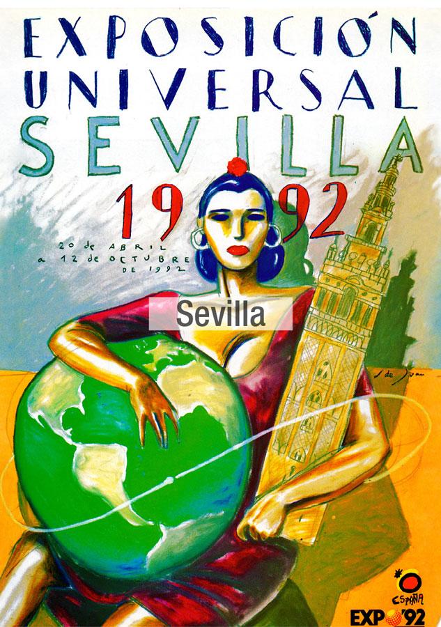 Sevilla La Movida tela Fama 2021