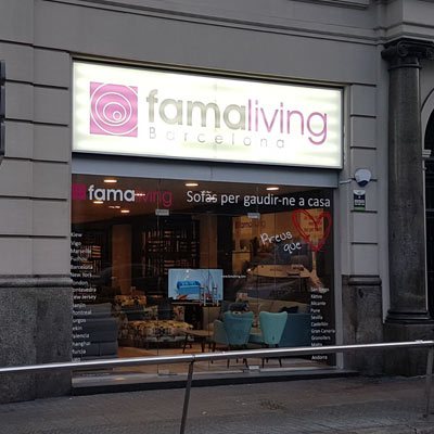 Primer Cumpleaños de Famaliving Barcelona