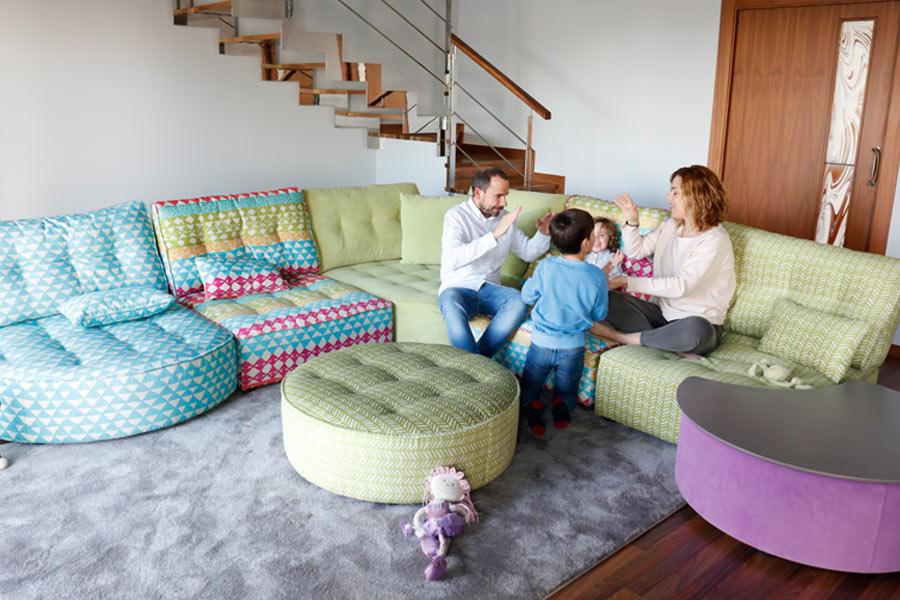 Arianne Love Familia con niños