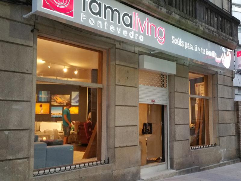 Proyecto Famaliving Pontevedra