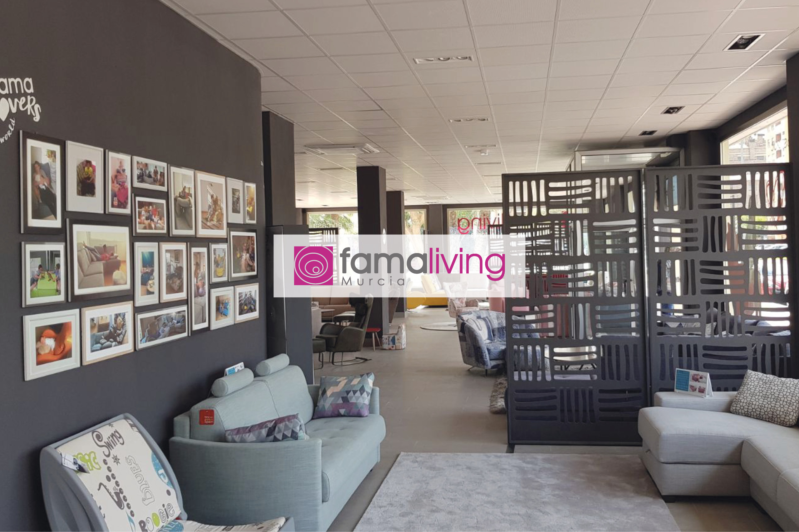 Famaliving Murcia - Tienda de sofás
