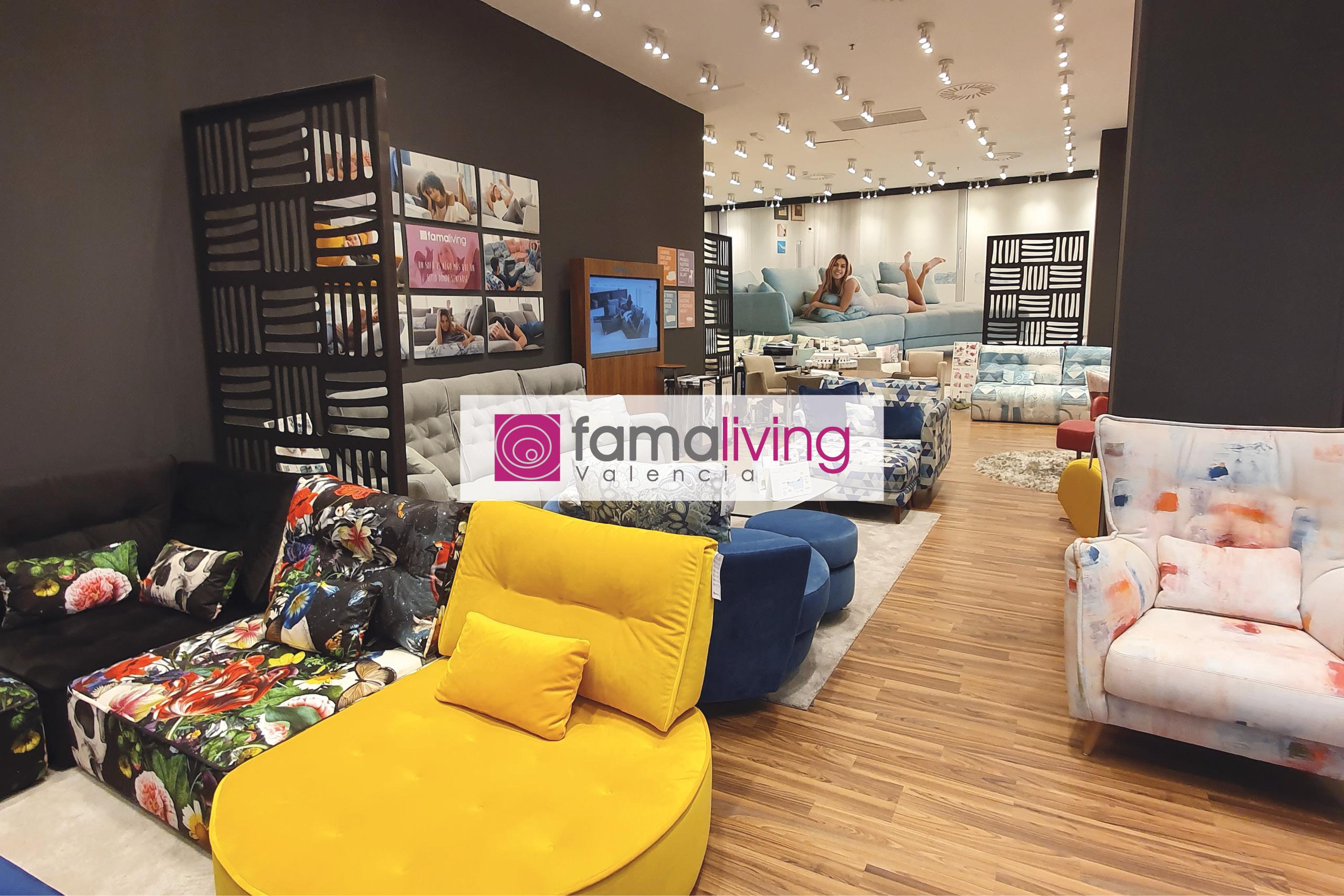 Famaliving Valencia - Tienda de sofás