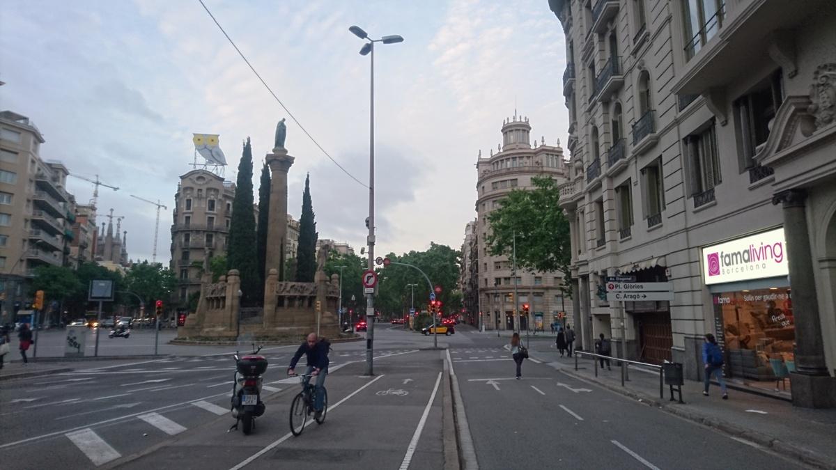 Famaliving Barcelona en Av. Diagonal