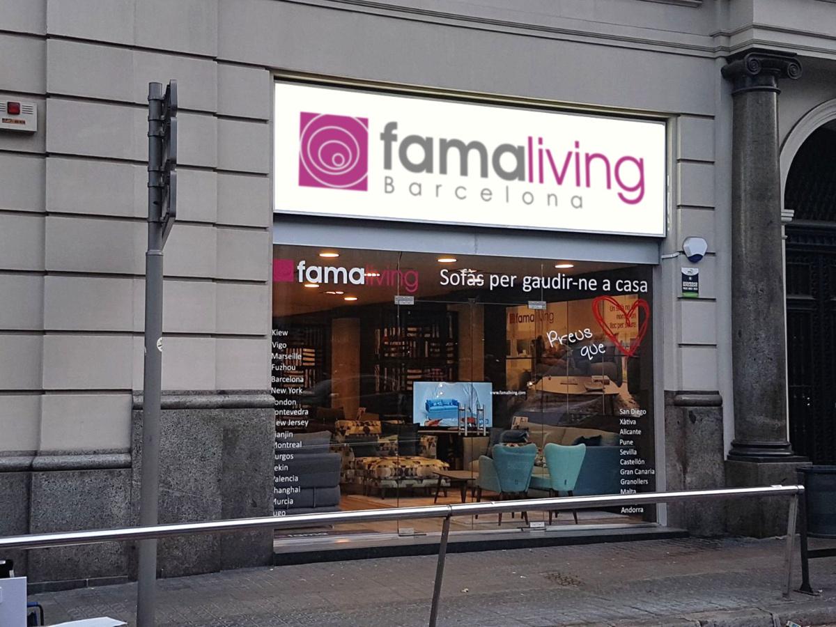 Famaliving Barcelona in Av. Diagonal