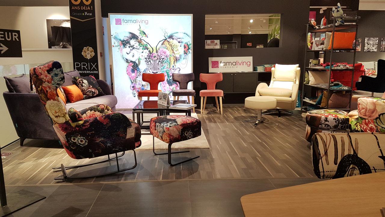 Nueva tienda de Famaliving en Grenoble