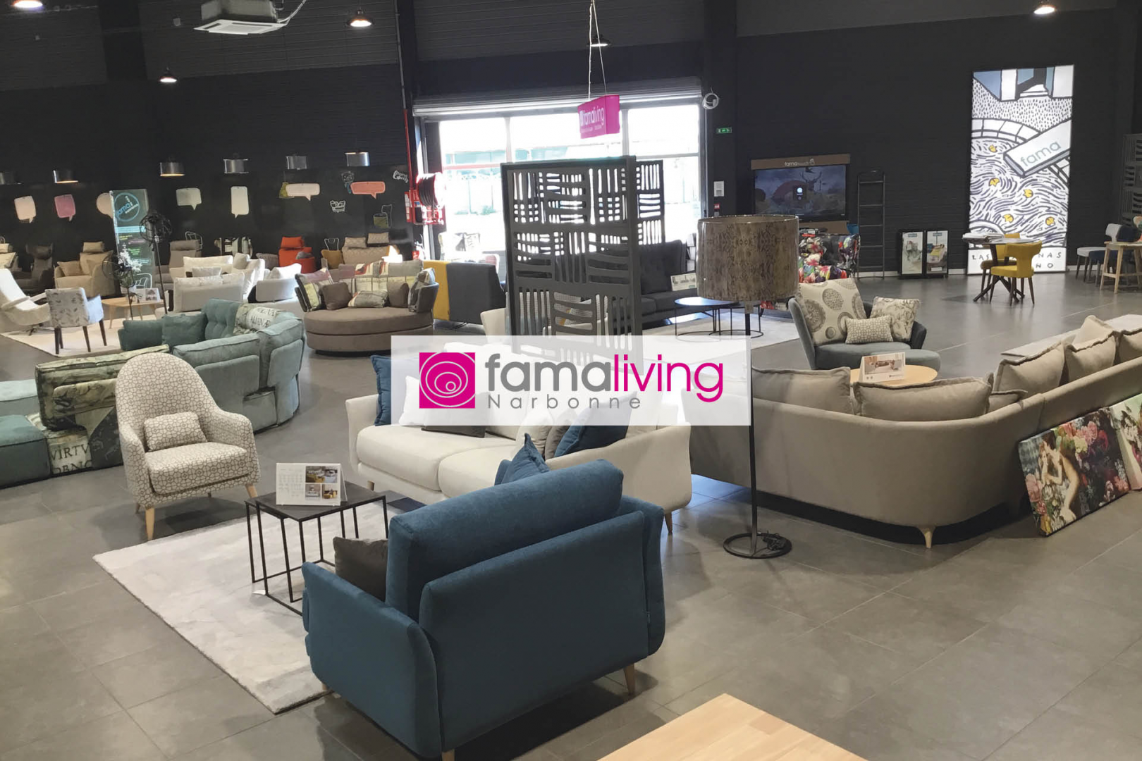 <p>Famaliving Narbonne | Sofa Store<br></p>
