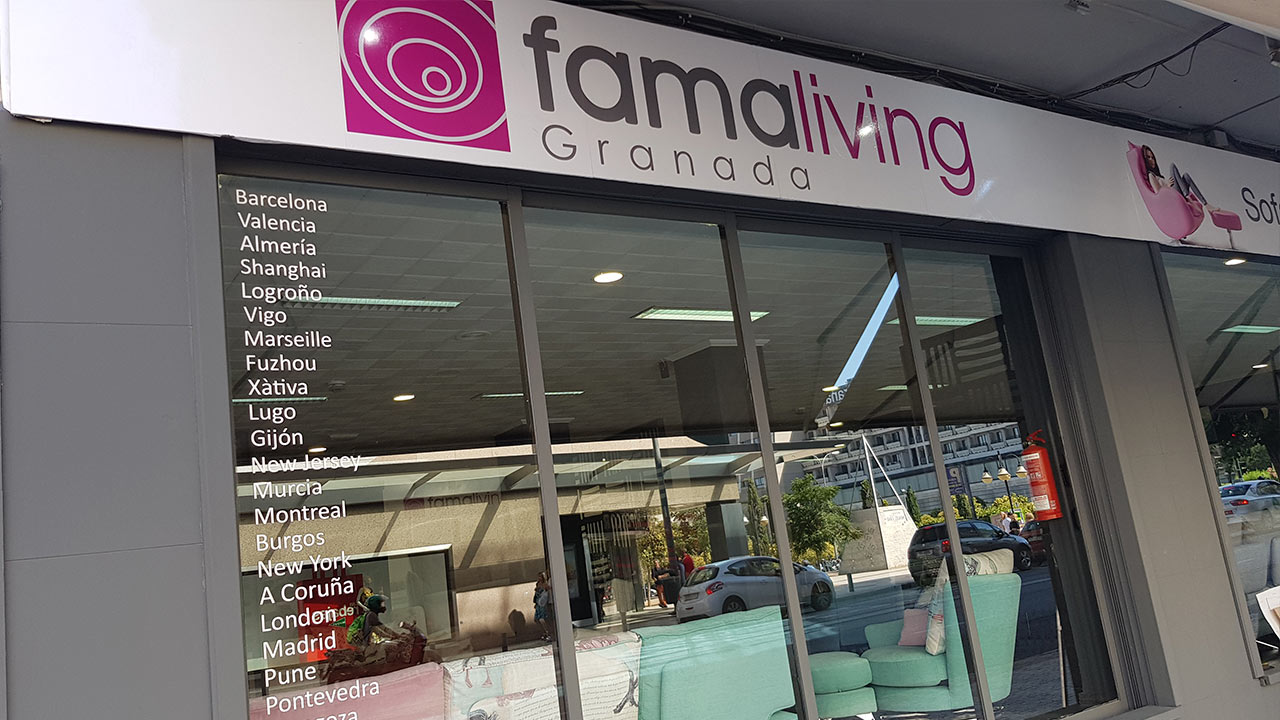 About Famaliving Granada