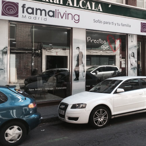 About Famaliving Madrid