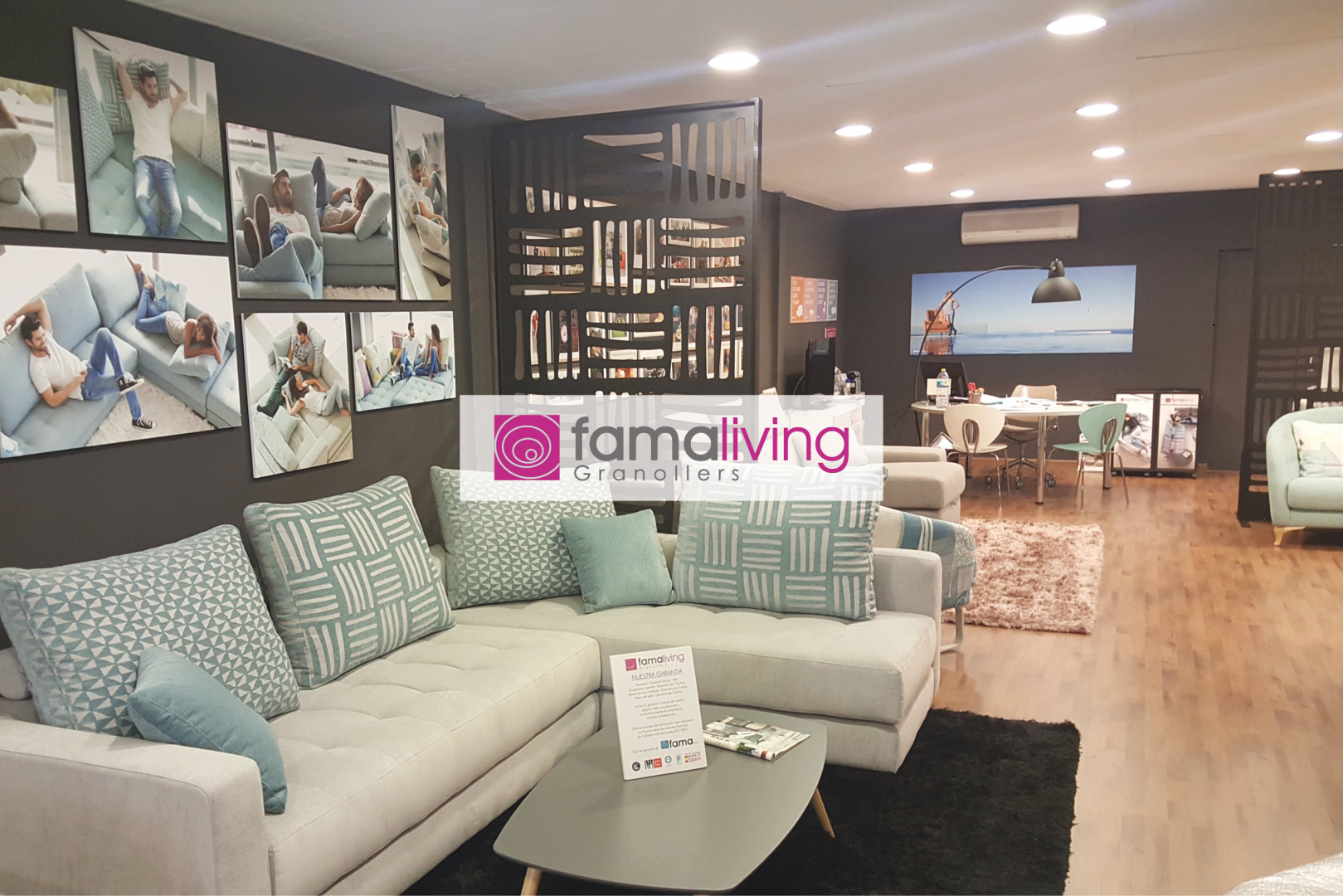Famaliving Granollers - Sofa Store<br /><br />