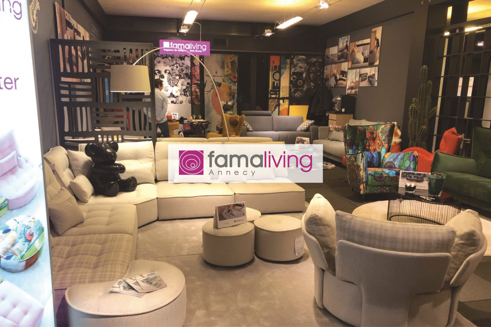 Famaliving Annecy | Sofa Store
