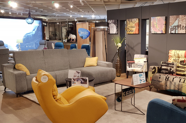 New Famaliving store in Pau